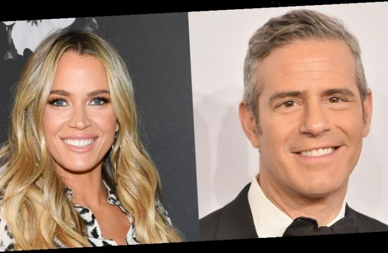 Andy Cohen Addresses Teddi Mellencamp's Dismissal From 'Real Housewives of Beverly Hills'