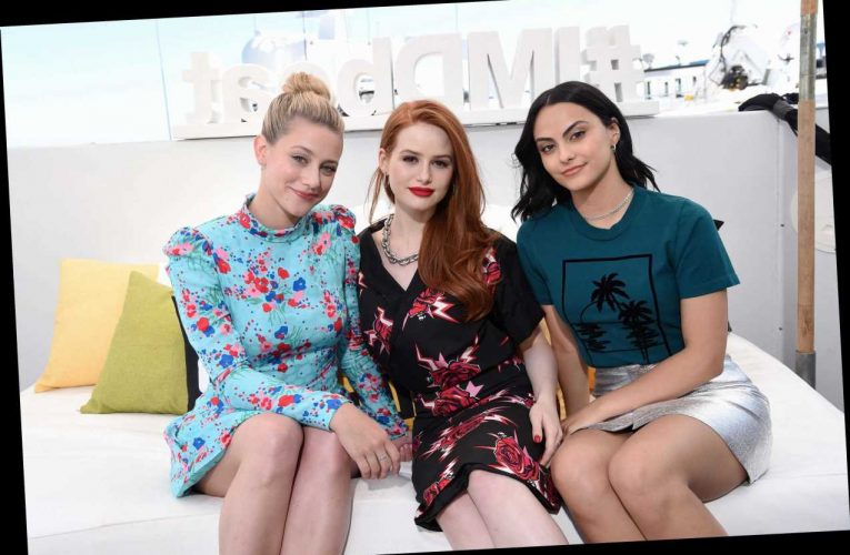 Camila Mendes, Lili Reinhart, and Madelaine Petsch Just Created a Joint TikTok Account