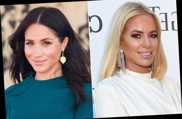 'Ladies of London' alum Caroline Stanbury on Meghan Markle's style evolution