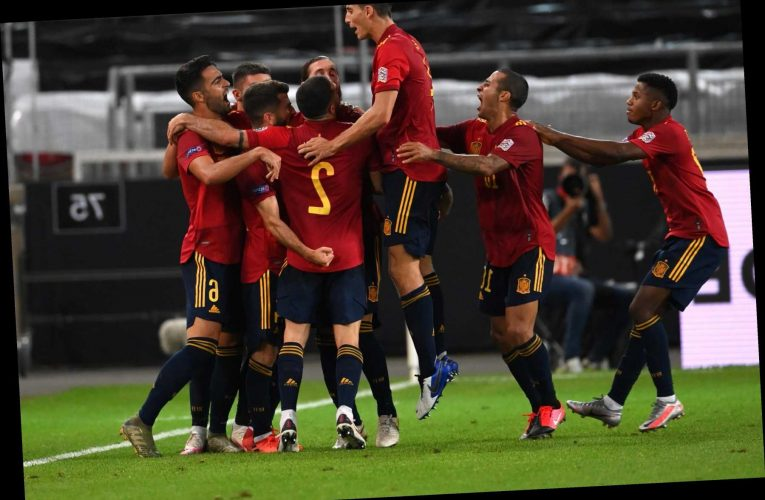 Spain vs Ukraine: Live stream, TV channel, kick-off time and team news for Nations League clash TONIGHT