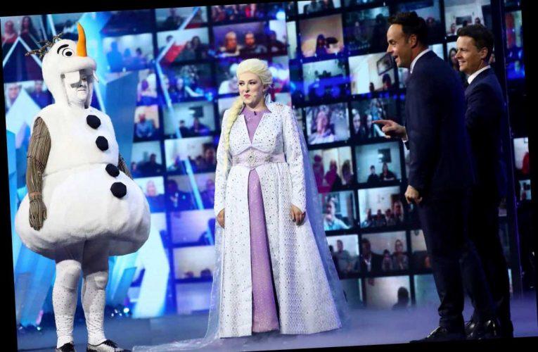 Ant McPartlin's relative 'upset' after BGT judges slate his Frozen snowman act