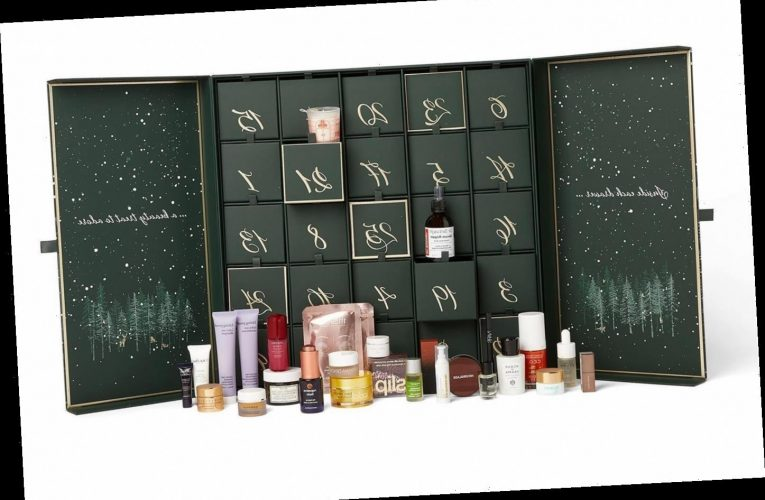 Harrods reveals 2020 Beauty Advent Calendar and it goes on sale tomorrow – here's what's inside