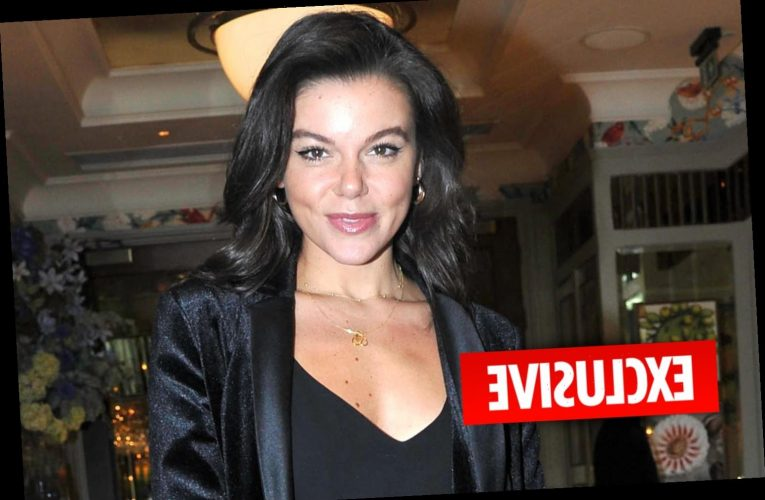 Ex-Corrie star Faye Brookes becomes latest celeb to sign up to Dancing On Ice