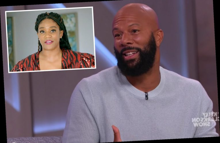 Common admits he tells comic girlfriend Tiffany Haddish when her jokes are NOT funny and refuses to 'fake laugh'