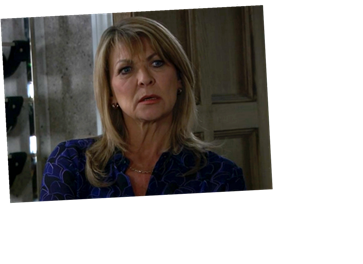 Emmerdale's Claire King has returned to filming and will be back on screen as Kim Tate next month