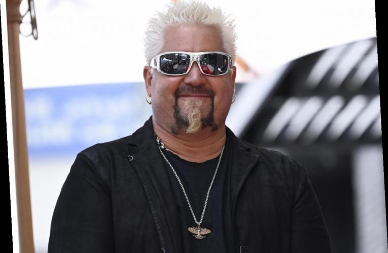 Guy Fieri is the Least Entertaining When He's Watching His Own Shows With His Sons