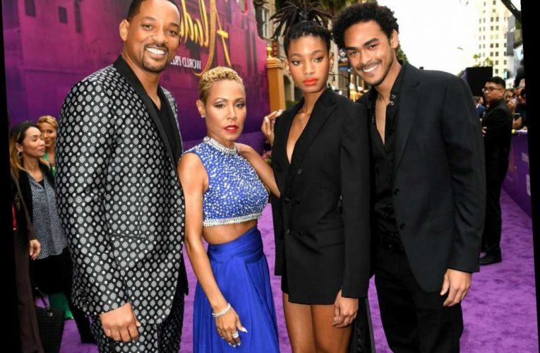Willow Smith Opened Up About Her Parents' Explosive Red Table Talk