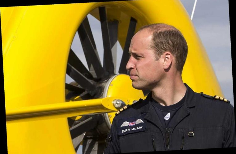 Prince William Draws on 'First-Hand' Experiences in Personal Tribute to Air Ambulance Crews