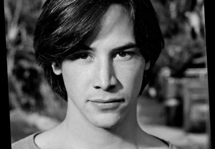The Smoldering Look! The Glossy Hair! The 15 Hottest Keanu Reeves Throwback Pics to Ever Exist on the Internet
