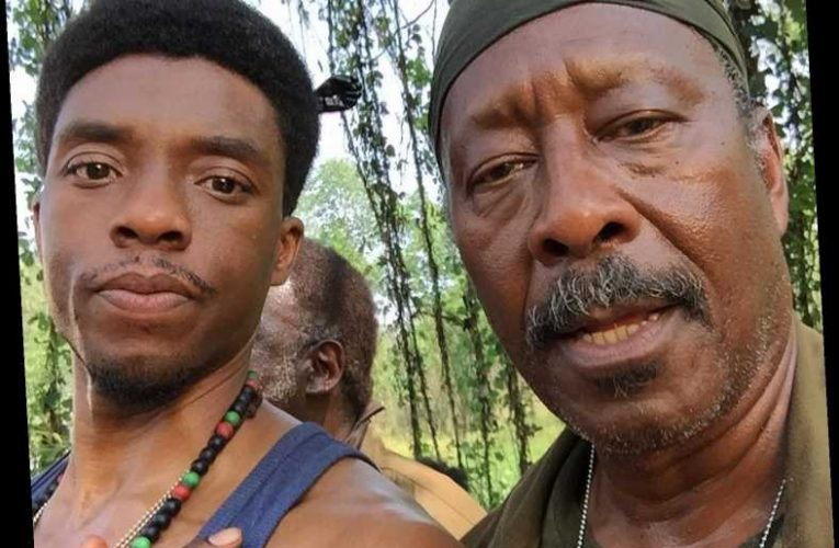 Chadwick Boseman's Costar Clarke Peters 'Regrets' Judging Him on Set: 'Hindsight Teaches Us'