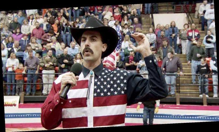 Sacha Baron Cohen's Borat Sequel Will Stream on Amazon Prime Right Before Election Day