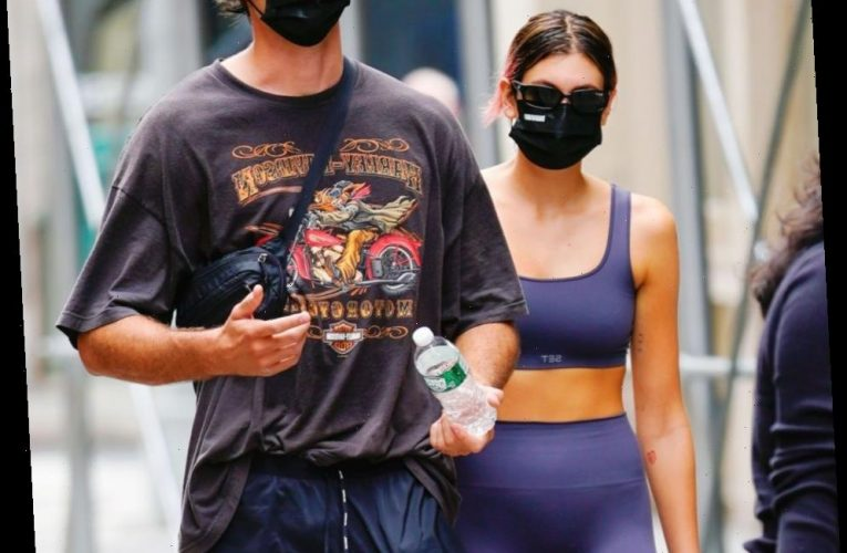 Kaia Gerber and Jacob Elordi Hold Hands in NYC Amid Dating Rumors