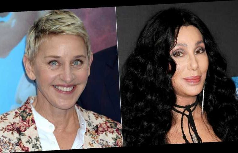 Why Cher isn't a fan of Ellen DeGeneres