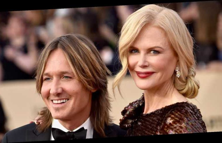 Why Nicole Kidman wasn't at the ACM Awards with Keith Urban