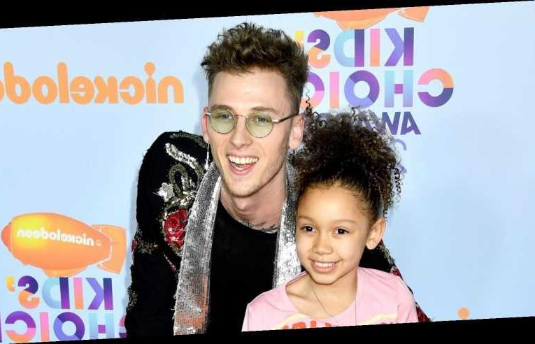 Who is the mother of Machine Gun Kelly's daughter?