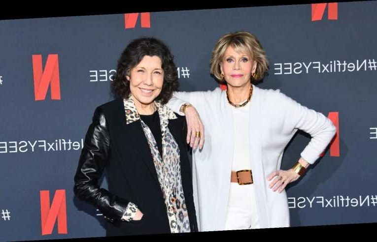 The truth about Jane Fonda and Lily Tomlin's friendship