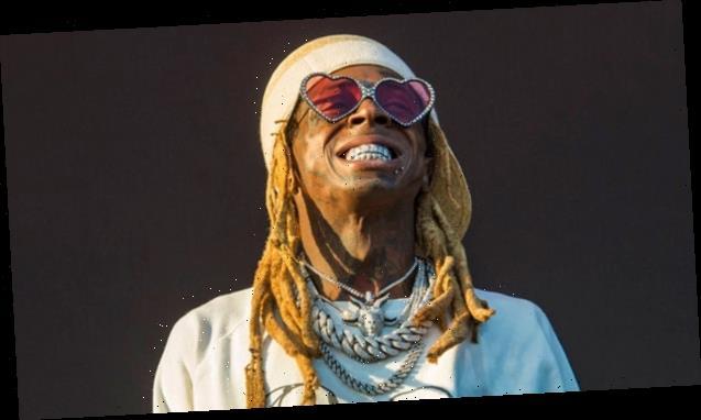 Lil Wayne's Lookalike Son Kameron Proudly Wears Nipsey Hussle Chain On His 11th Birthday — Pic