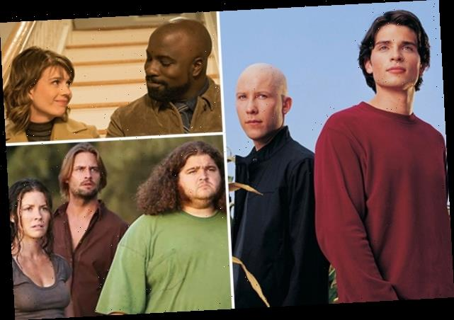 New York Comic Con: Smallville, Lost, Walking Dead, Evil and More Join Lineup