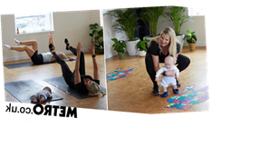 How to kickstart your postnatal fitness recovery – safely