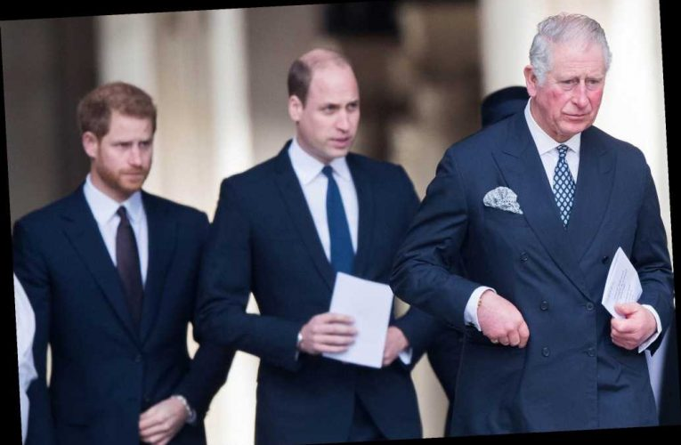 Prince Charles spent nearly $7M to support Prince William and Prince Harry