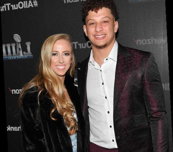 NFL Star Patrick Mahomes and Fiancée Brittany Matthews Expecting Their First Baby