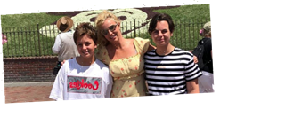 Britney Spears Pens Message to Sons Sean and Jayden Ahead of Their Birthdays