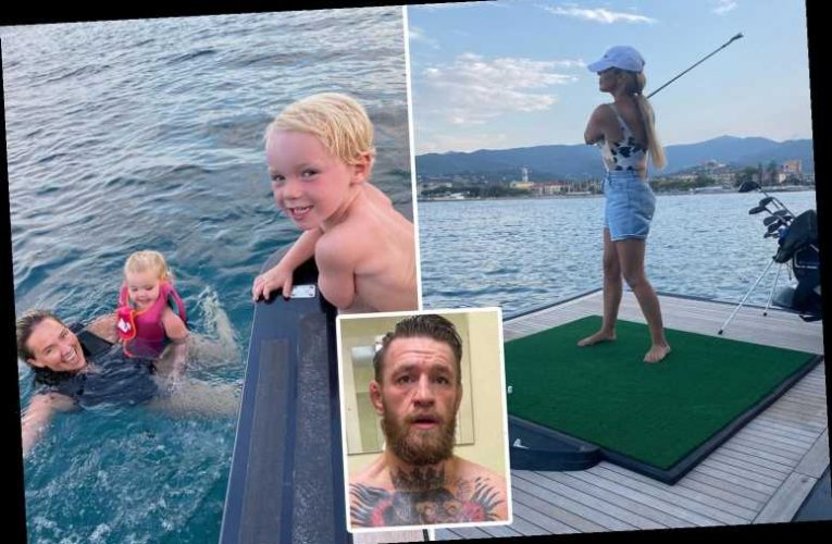 Conor McGregor posts candid snaps with his family as Dana White hints at UFC return amid legal issues