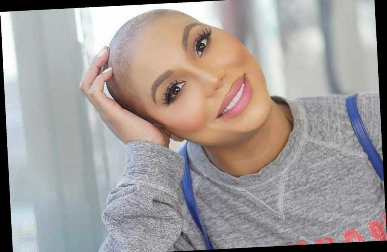 Tamar Braxton says she has a 'second chance' after suicide attempt