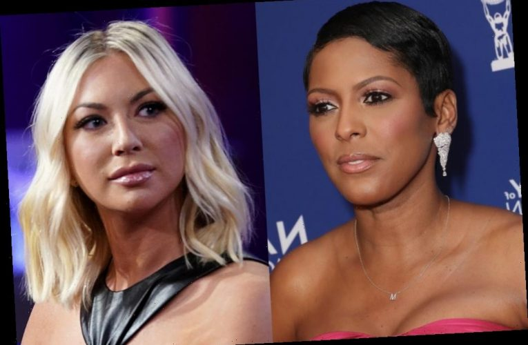 Tamron Hall Puts Fired Bravo Star Stassi Schroeder on Blast After Claims She Went 'Rogue'