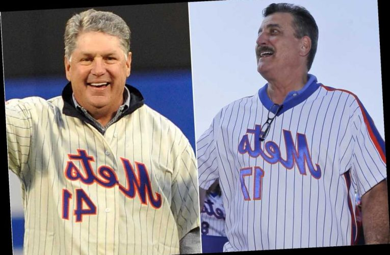 Keith Hernandez gets choked up paying tribute to Mets' Tom Seaver