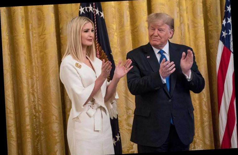 Trump denies 'ridiculous' report that he wanted Ivanka to be his running mate