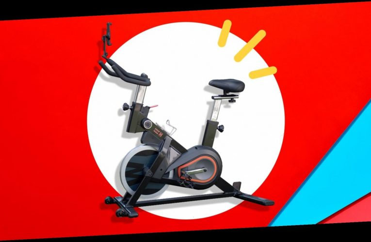 You Can Get This Exercise Bike for Less Than $400 on Amazon Right Now
