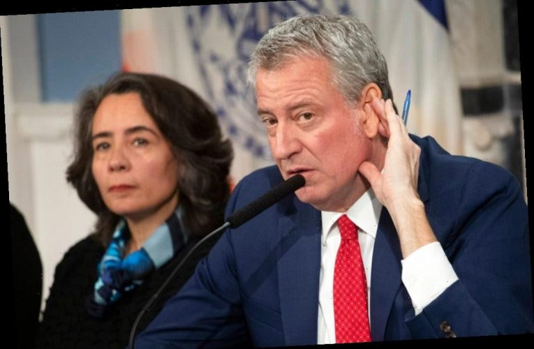 De Blasio says early retirement incentives should be considered for NYC employees facing potential layoffs