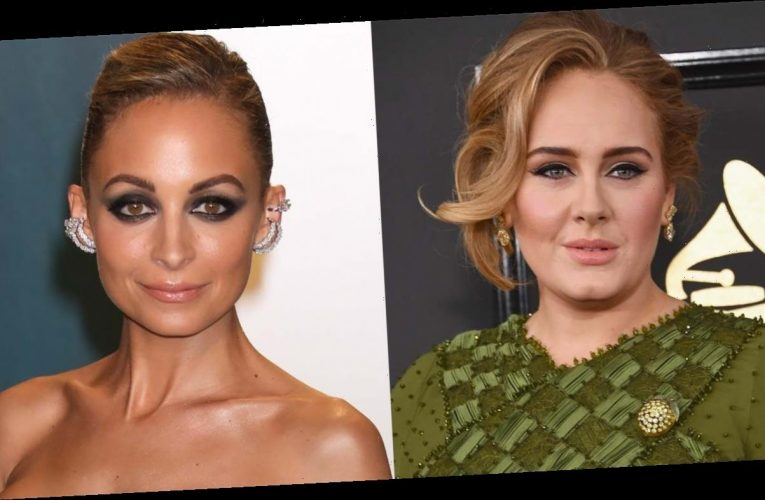 Adele shares hilarious Nicole Richie prank video to wish star a 'happy belated birthday': 'We adore you'