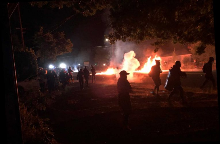 Federal, local officials announce latest charges against Portland protesters