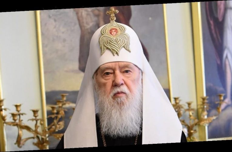 Ukraine church leader who said coronavirus was 'God's punishment' for same-sex marriage hospitalized with COVID-19