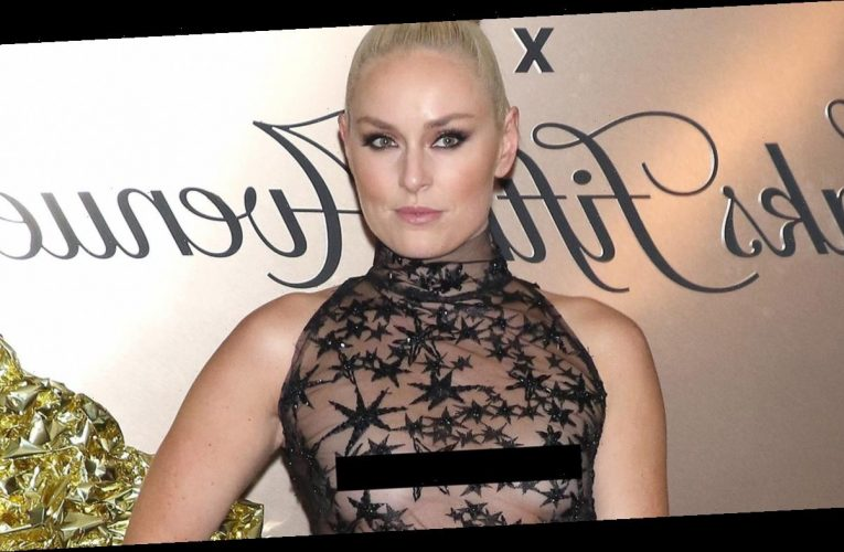 Lindsey Vonn shares alarming pics of her dogs after they chased a porcupine: 'My boys got into some trouble'