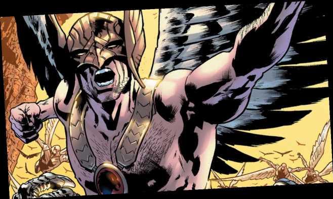 DC's Black Adam Movie Has Found Its Hawkman — Report