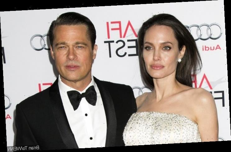 Brad Pitt and Angelina Jolie Stop Attending Family Therapy Amid 'Tensions' Over Custody Dispute