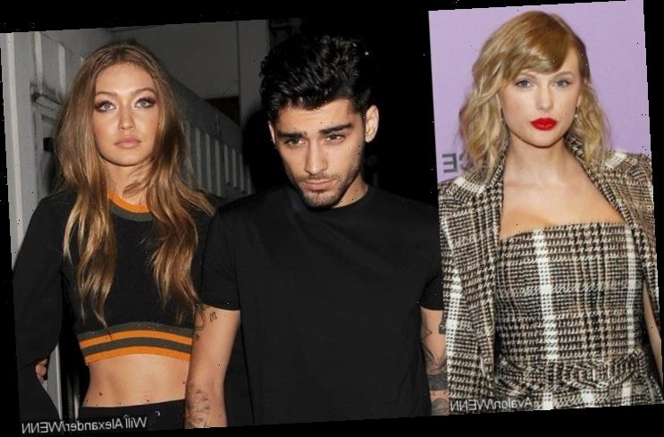 Taylor Swift Sends Gigi Hadid and Zayn Malik's Newborn Baby Sweet Homemade Gift
