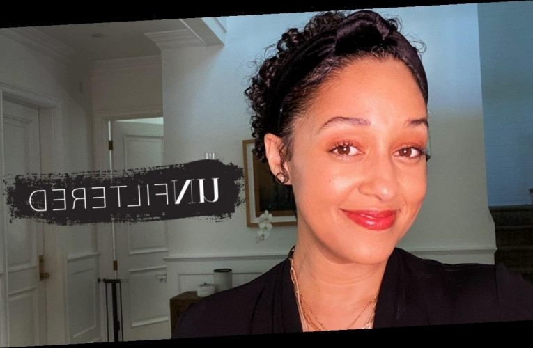 How to Get Tia Mowry's Effortless, Glowing Makeup Look (Exclusive)