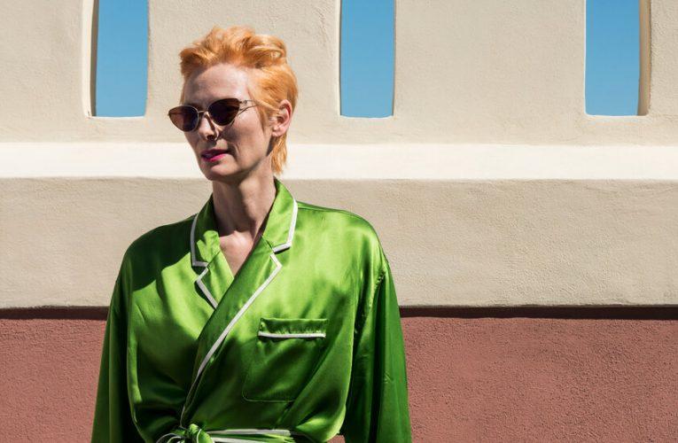Tilda Swinton Has Made the 'Ultimate Lockdown Film'