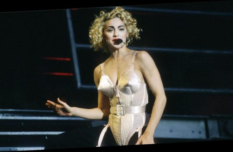 Madonna Is Directing and Co-Writing Her Own Biopic
