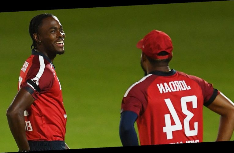 Australia unsettled by Jofra Archer and Mark Wood's pace, says England's Chris Jordan