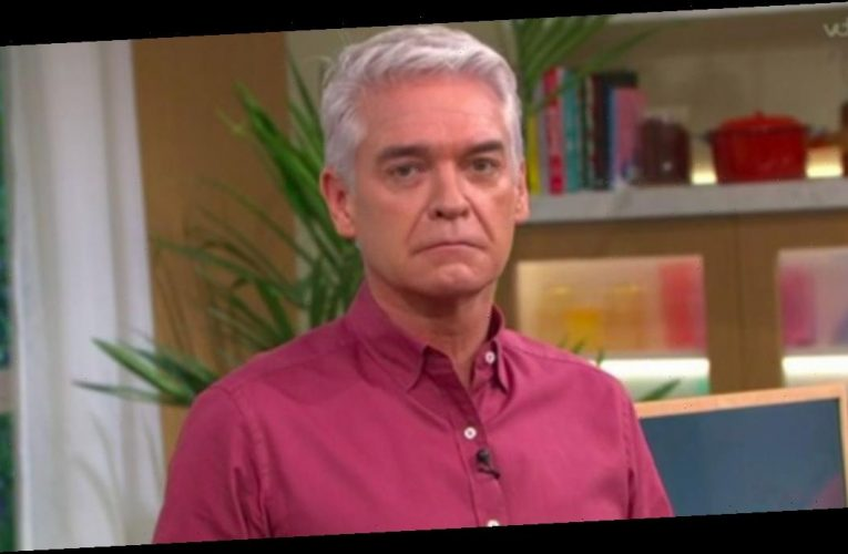 Phillip Schofield backed out of This Morning amid sexuality turmoil