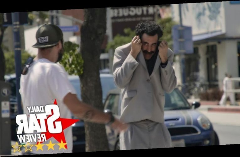 """Borat Subsequent Moviefilm review — """"familiar but still funny"""""""