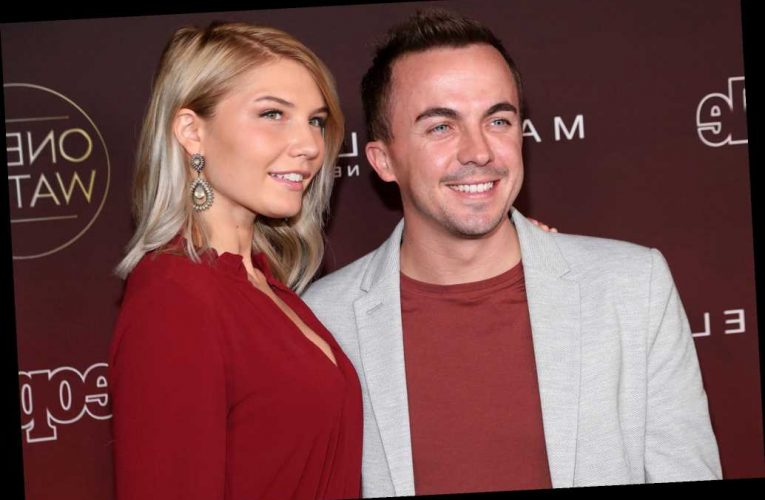Frankie Muniz, pregnant wife Paige Price reveal the sex of their 1st child