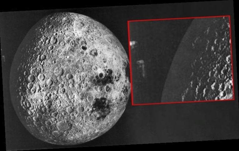 UFO sighting: Deep dive into official NASA archive exposes two UFOs near the Moon – claim