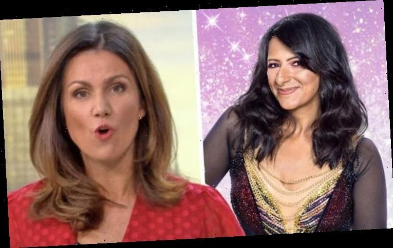 Strictly Come Dancing 2020:Ranvir Singh exposes Susanna's stark warning 'You've no idea!'