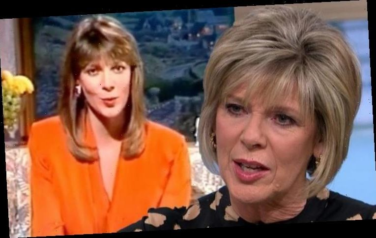 Ruth Langsford: Loose Women host sparks frenzy as she shares video of 'posh twin'
